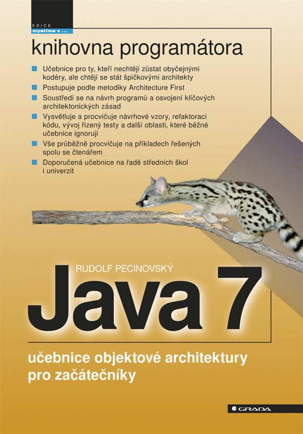 media/covers/c/d/b8/Java-7-ucebnice-objektove-architektury-pro-zacatecniky.jpg